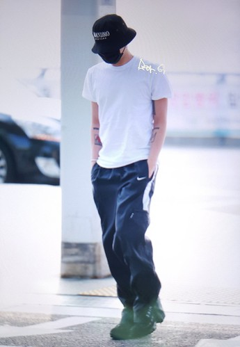 BIGBANG Departure Seoul Incheon to Foshan 2016-06-10 (26)