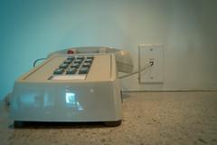 Old Landline Phone at Belmont Hotel