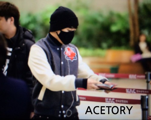 Big Bang - Gimpo Airport - 27feb2015 - Seung Ri - Acetory - 02