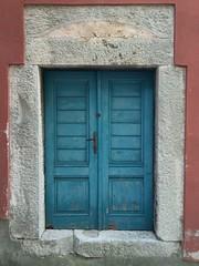 Door in Labin, Istria