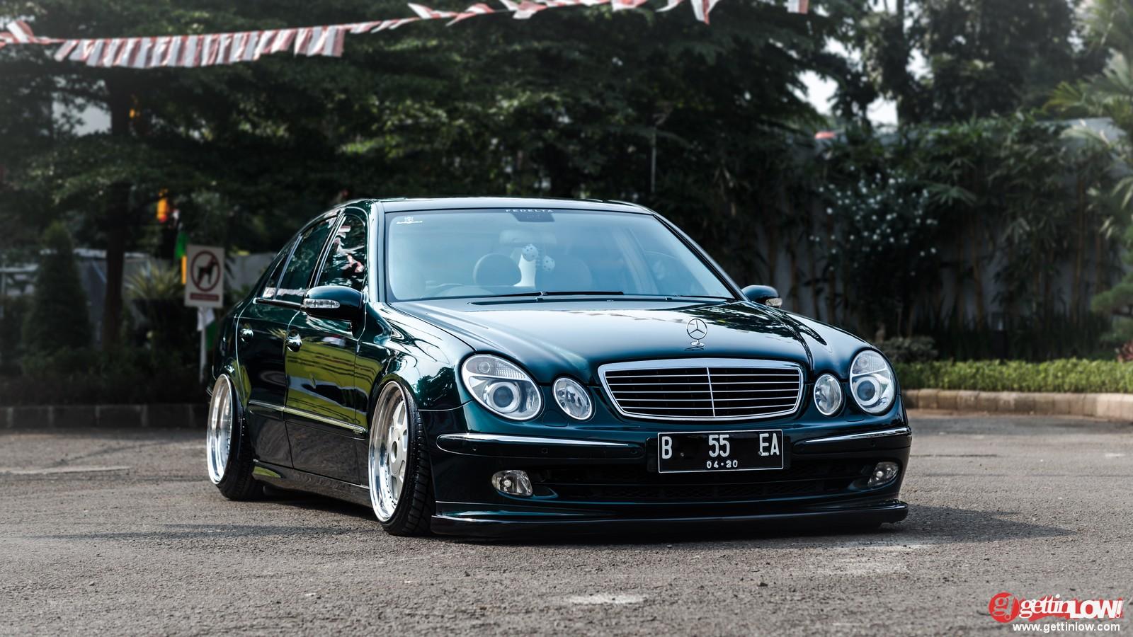 Haikal Mercedes-benz W211