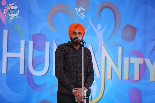 Devotional song by Jagtar Singh Jagga from Chandigarh
