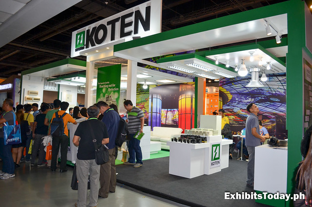 Koten Exhibit Booth