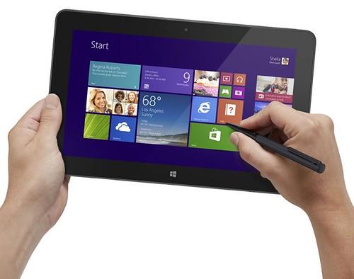 nouveau stylet actif pour les tablettes Dell