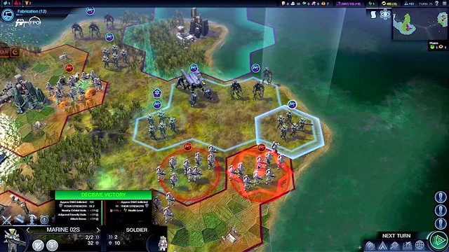 Civilization Beyond Earth gameplay 2