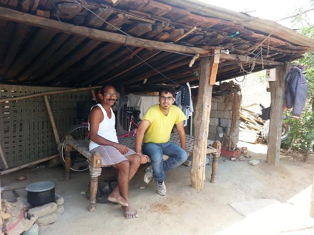 @ Shankar's home