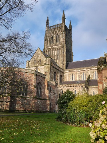 Worcester - Catherdral