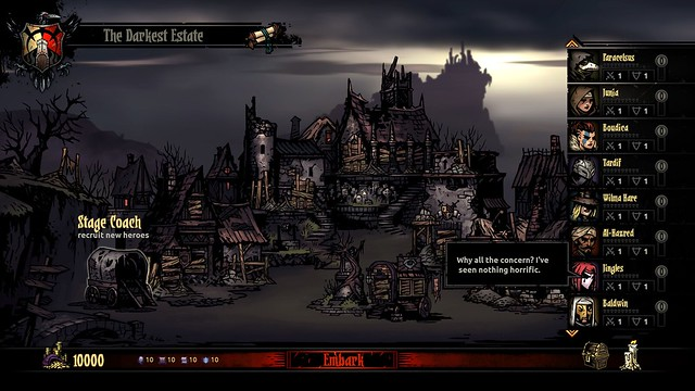 Darkest Dungeon PSX