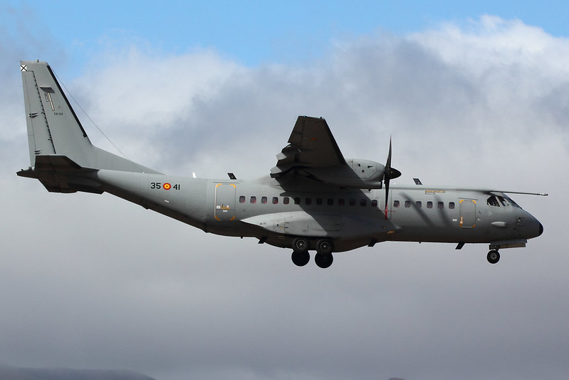 Spanish Air Force - C295 - 35-41 (1)