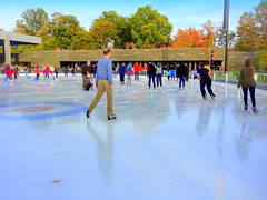 Outdoor Skating-Rink