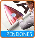 Pendones, Banner