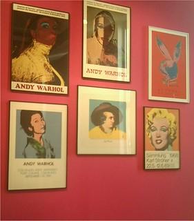 Warhol Wall