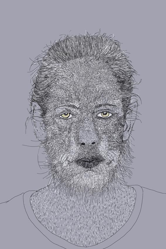 מורן קליגר, ללא כותרת, 2011
