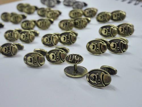 The Dapper Gent Cufflink Order - 2