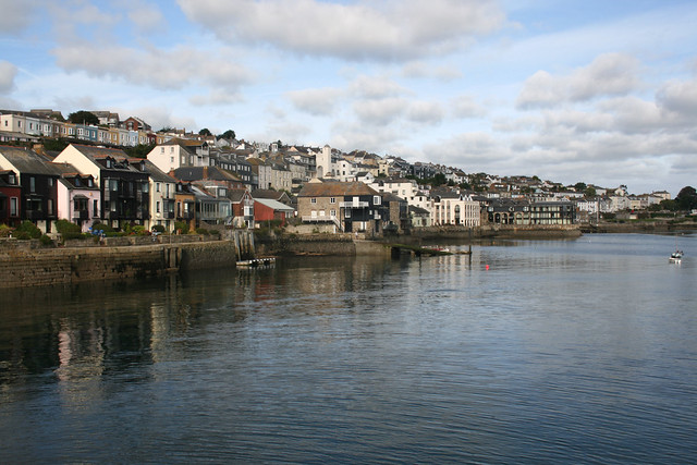The Fal Estuary, Falmouth