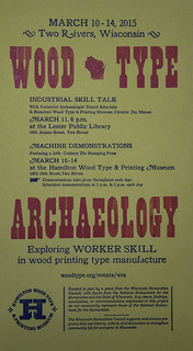 Wood Type Archaeology