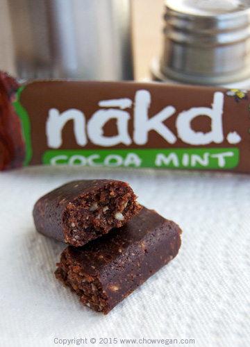 Nakd Cocoa Mint Bar