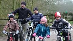 Amsterdamse Bos Bike Trip 2-2015.10