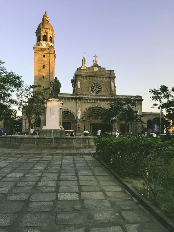 Muni Creative Mornings 10at Manila Cathedral Intramuros