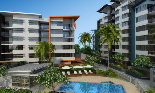 There has been a rise in Robina apartment sales since the beginning of 2011