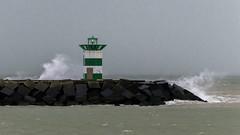 Storm, Scheveningen 15-01-2015