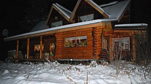 Happy New Year From Alaska