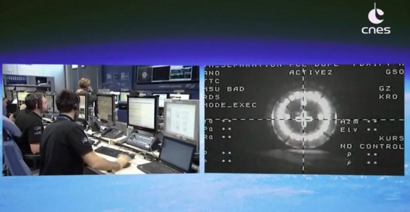 "Lancement Ariane 5 - VA219 / ATV-5 ""Georges Lemaître"" - 29 juillet 2014 - Page 8 16339689190_84437ff6db_c"