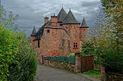 Corrèze - Collonges la Rouge