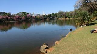 São Paulo: Parque do Ibirapuera