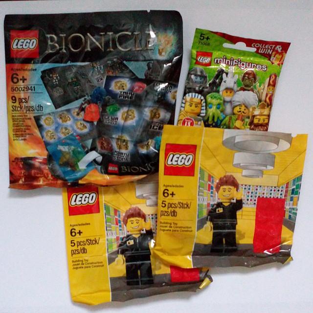 LEGO Haul 6 (2015)