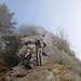 Near the end of Chimney Rock by daveynin