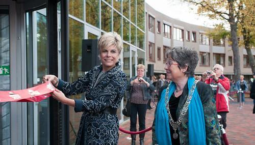 Opening Boekenberg door Prinses Laurentien