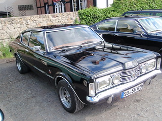 Ford Taunus 1.6 GXL Coupe', TC1, Mod. 1970