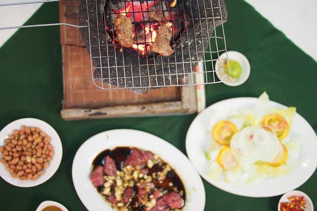 Luong Son (Bo Tung Xeo). Ho Chi Minh City (Saigon), Vietnam
