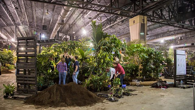 Students bring Amazon rainforest to Philadelphia Flower Show