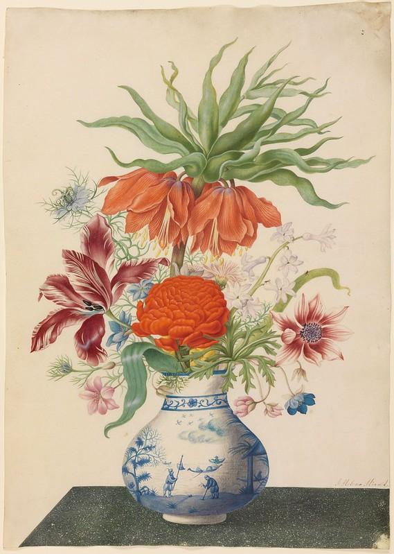 Een Bloem Pot (Eine Blumenvase)