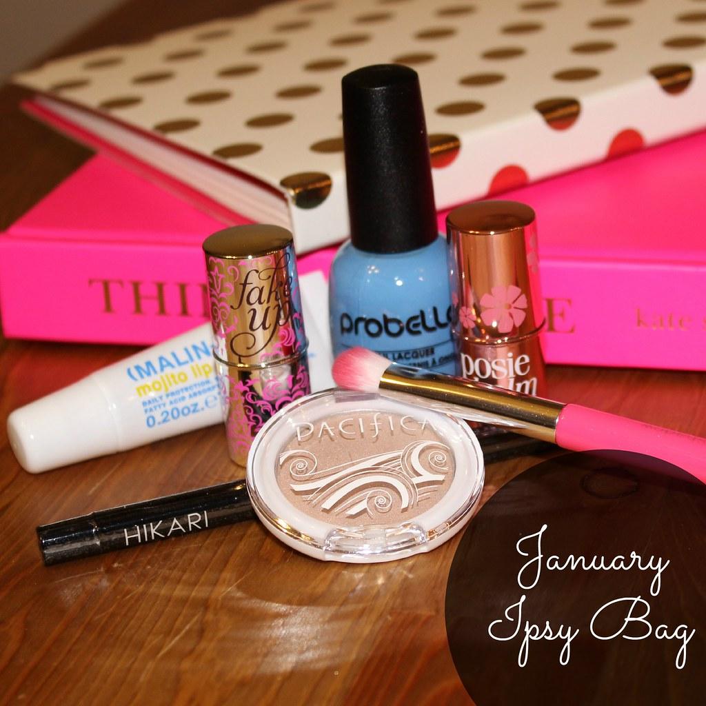 January 14 ipsy bag