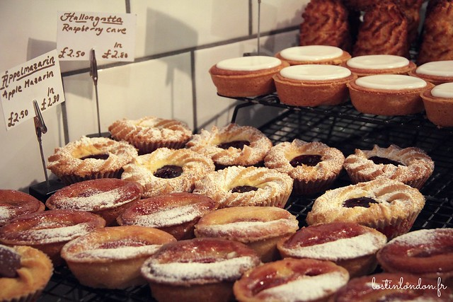 bageriet swedish bakery london