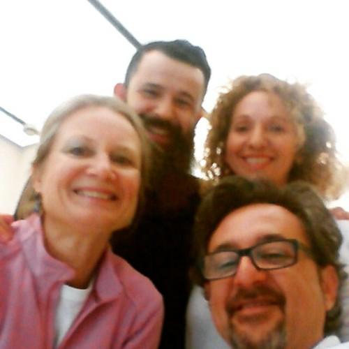 A punto de empezarrrrr la 1ª Jornada de Puertas Abiertas en Terapeuticum, Murcia.