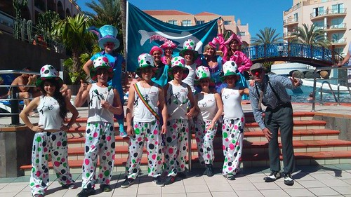 Carnaval Dunas Mirador Maspalomas