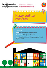 Fizzy bottle rockets Infosheet