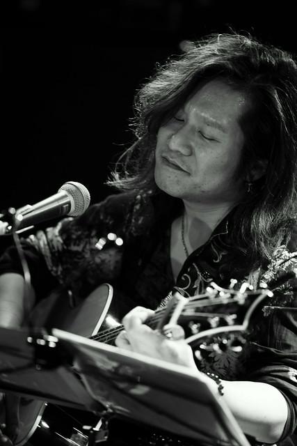 やまげん♪ live at Outbreak, Tokyo, 05 Mar 2015. 018