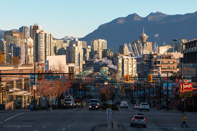 Good Morning Vancouver ~ Vancouver, BC