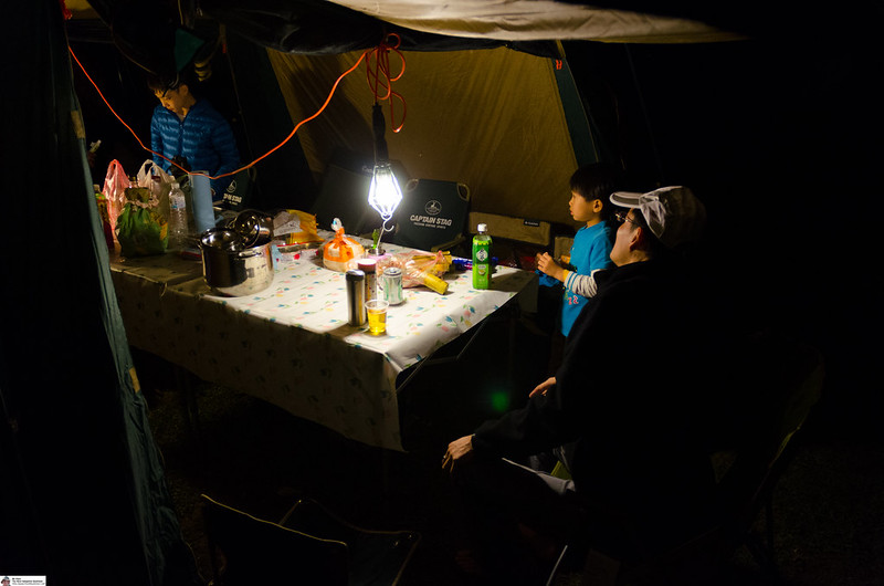 More Camping in Taiwan