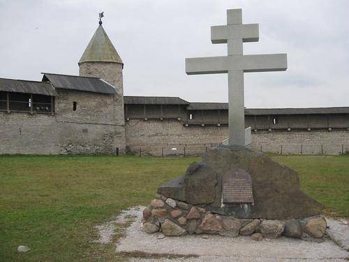 Два кремля: Великий Новгород і Псков