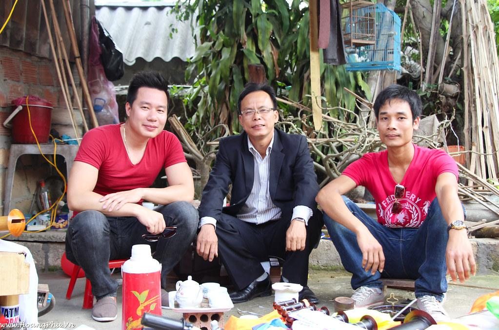 Le Xuan Hao - Nguyen The Trung - Do Van Nhan