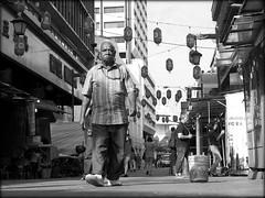 Walking in the Light   Petaling Street 2015