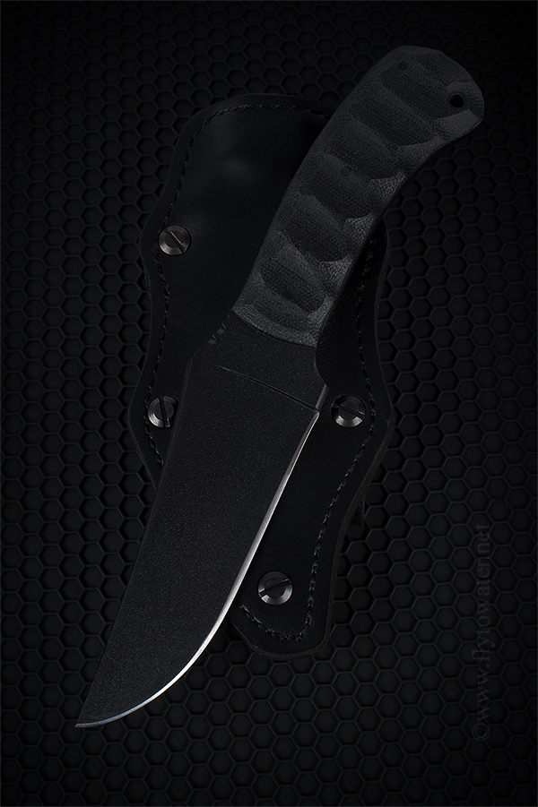 Winkler Knives Belt Knife - Blog Size