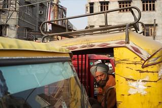The Rickshaw Driver / Amritsar