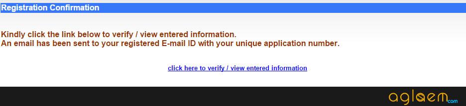Maharashtra CET Application Form